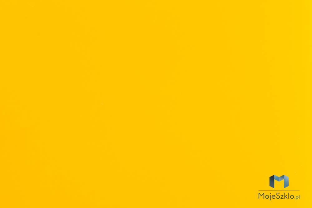Lacobel Kolory 1023 Zolty Intensywny - Lacobel kolory. Wzornik dostępnych odcieni