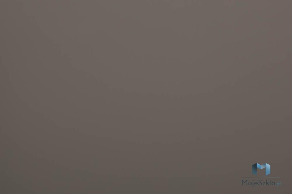 Lacobel Kolory 2230 Klasyczny braz - Lacobel w kuchni o odcieniach brązu i beżu