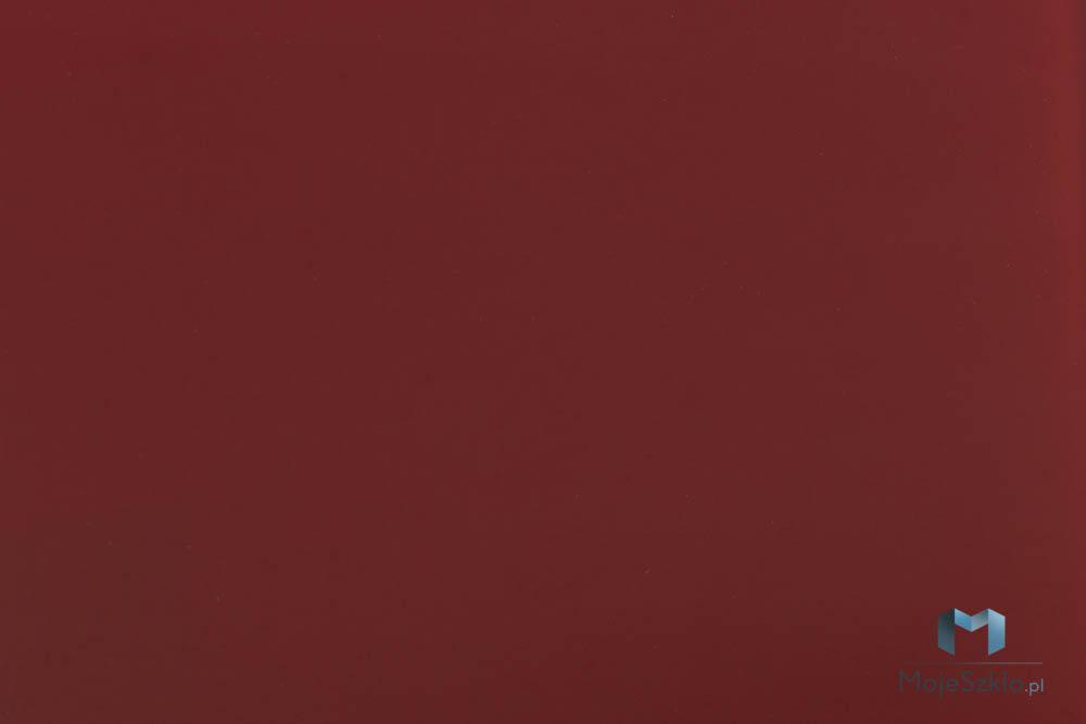 Lacobel Kolory 3004 Ciemna Czerwien - Lacobel kolory. Wzornik dostępnych odcieni