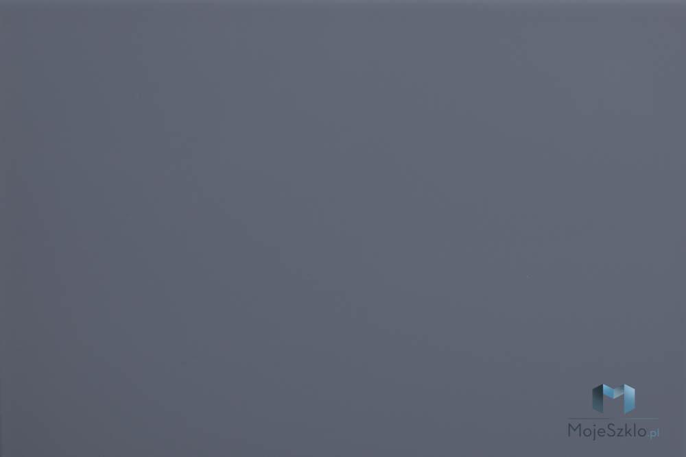 Lacobel Kolory 7000 Przydymiony Niebieski - Szkło kuchenne lacobel w odcieniach niebieskiego