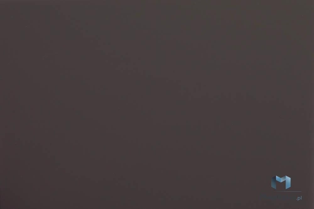 Lacobel Kolory 7013 Naturalny Braz - Lacobel w kuchni o odcieniach brązu i beżu