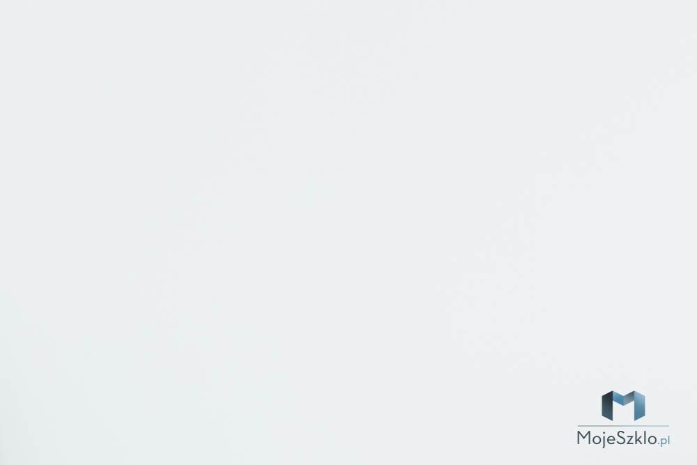 Lacobel Kolory 9010 Delikatna Biel - Lacobel kolory. Wzornik dostępnych odcieni