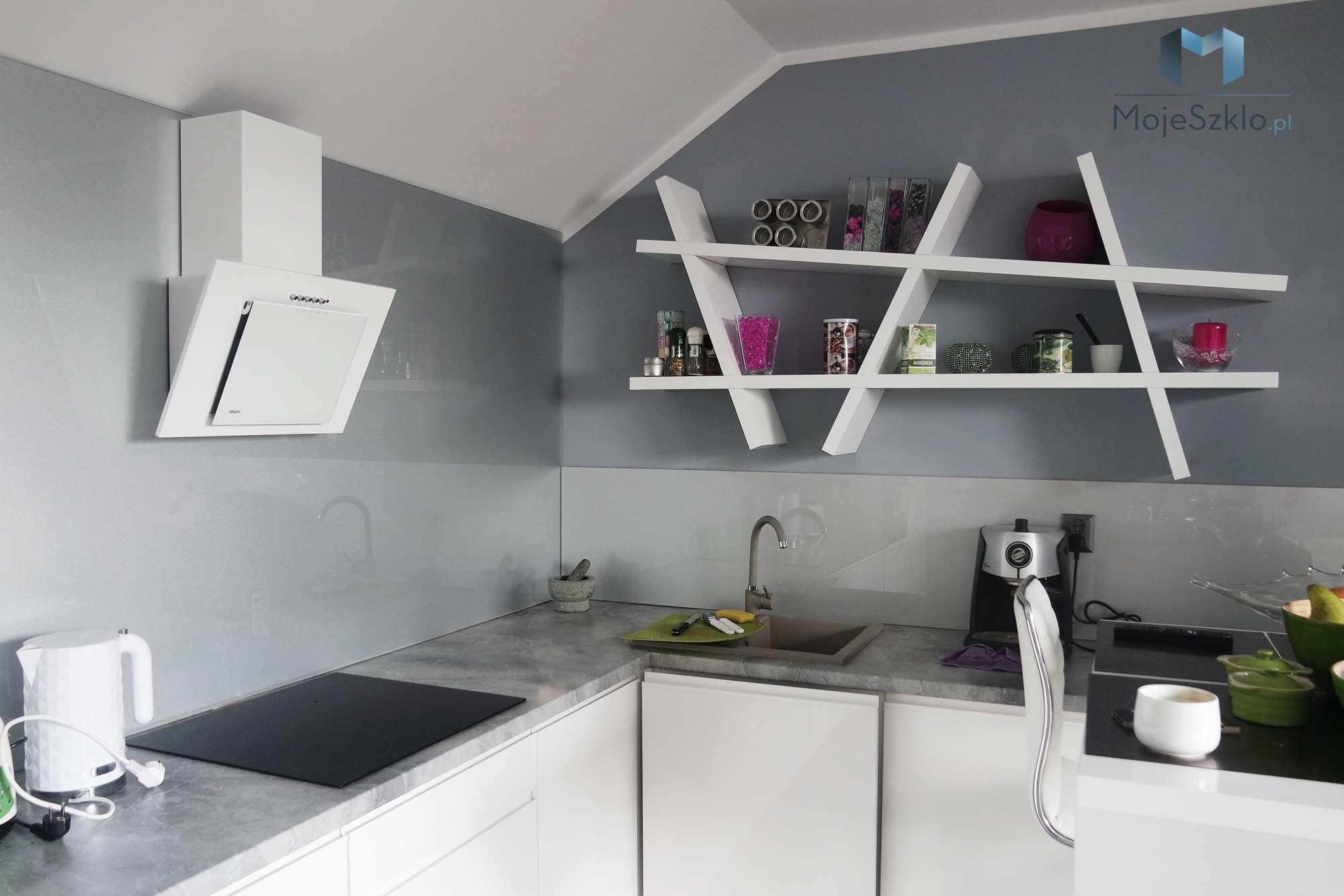 Lacobel Kolory Intensywne Aluminium - Lacobel kolory. Wzornik dostępnych odcieni