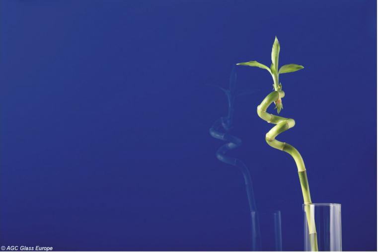 Lacobel Kolory Lsniacy Niebieski 5002 - Szkło kuchenne lacobel w odcieniach niebieskiego