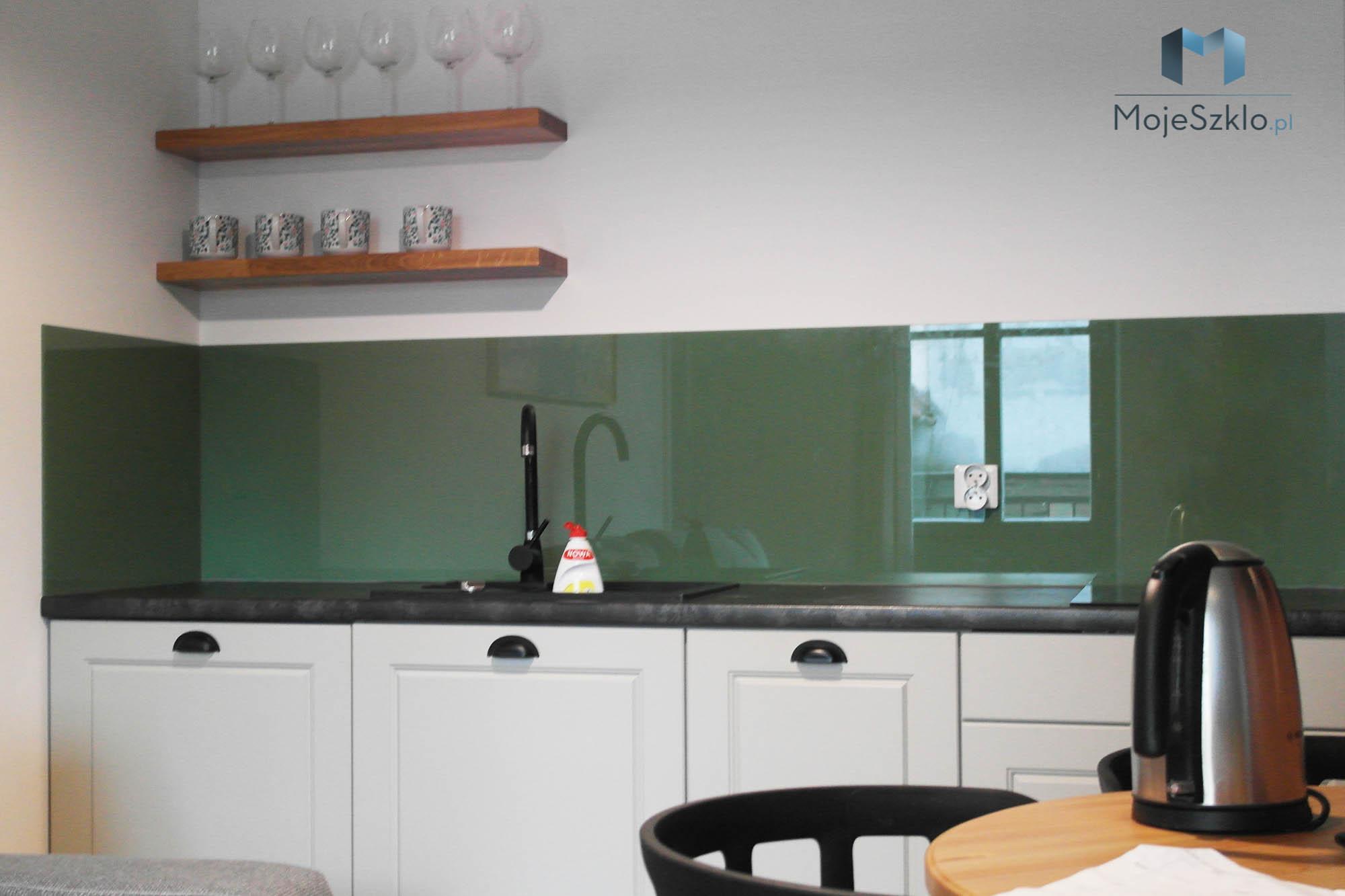 Lacobel Kuchnia Zielen Dzungli 0667 - Lacobel kolory. Wzornik dostępnych odcieni