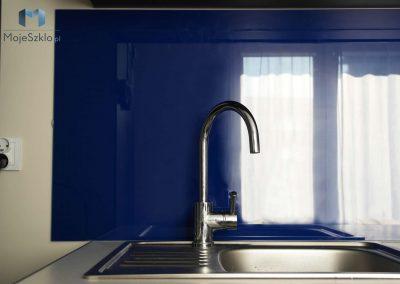 Lacobel Niebieski Szklo Do Kuchni