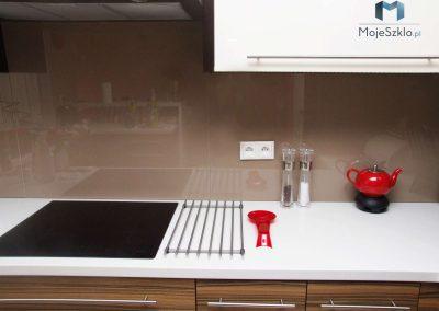 Lacobel W Kuchni Braz Jasny