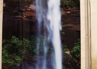 Lacobel Wzory Do Kabiny Wodospad