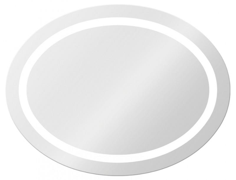 Lustra Dekoracyjne Lustro okrągłe z podświetleniem LED Lyon - Lustra na wymiar z oświetleniem