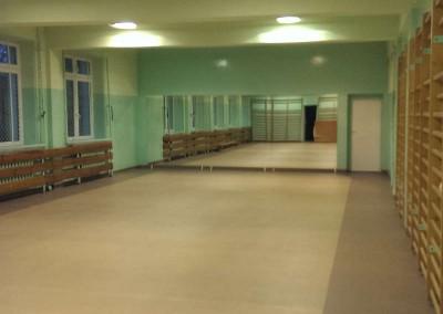 Lustra Sala Gimnastyczna