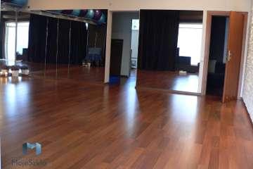 Lustra Sala Gimnastyczna Silownia - Szkło