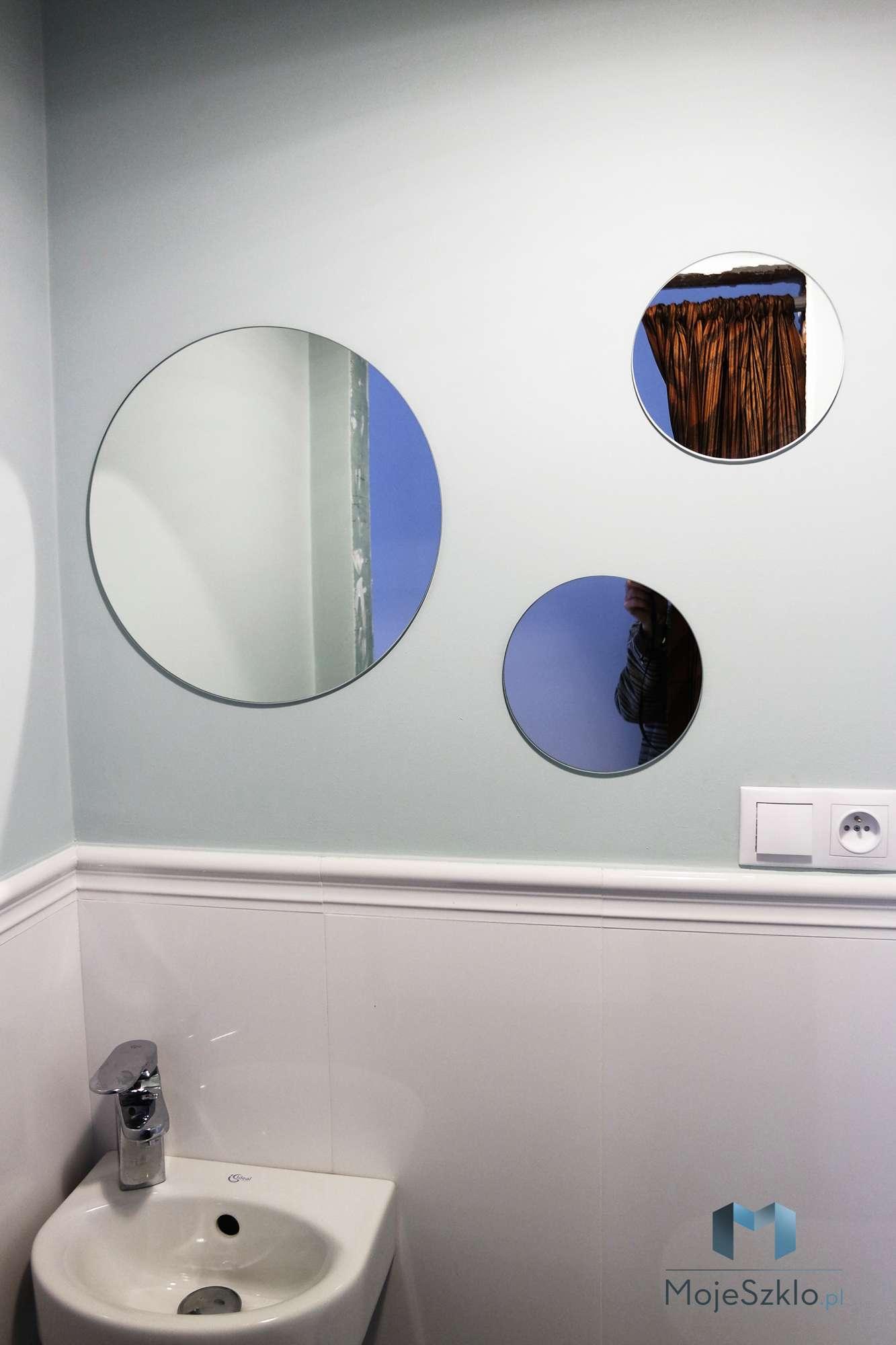 Lustro Okragle Lazienkowe Krakow - Lustro okrągłe. Efektowna dekoracja wnętrza
