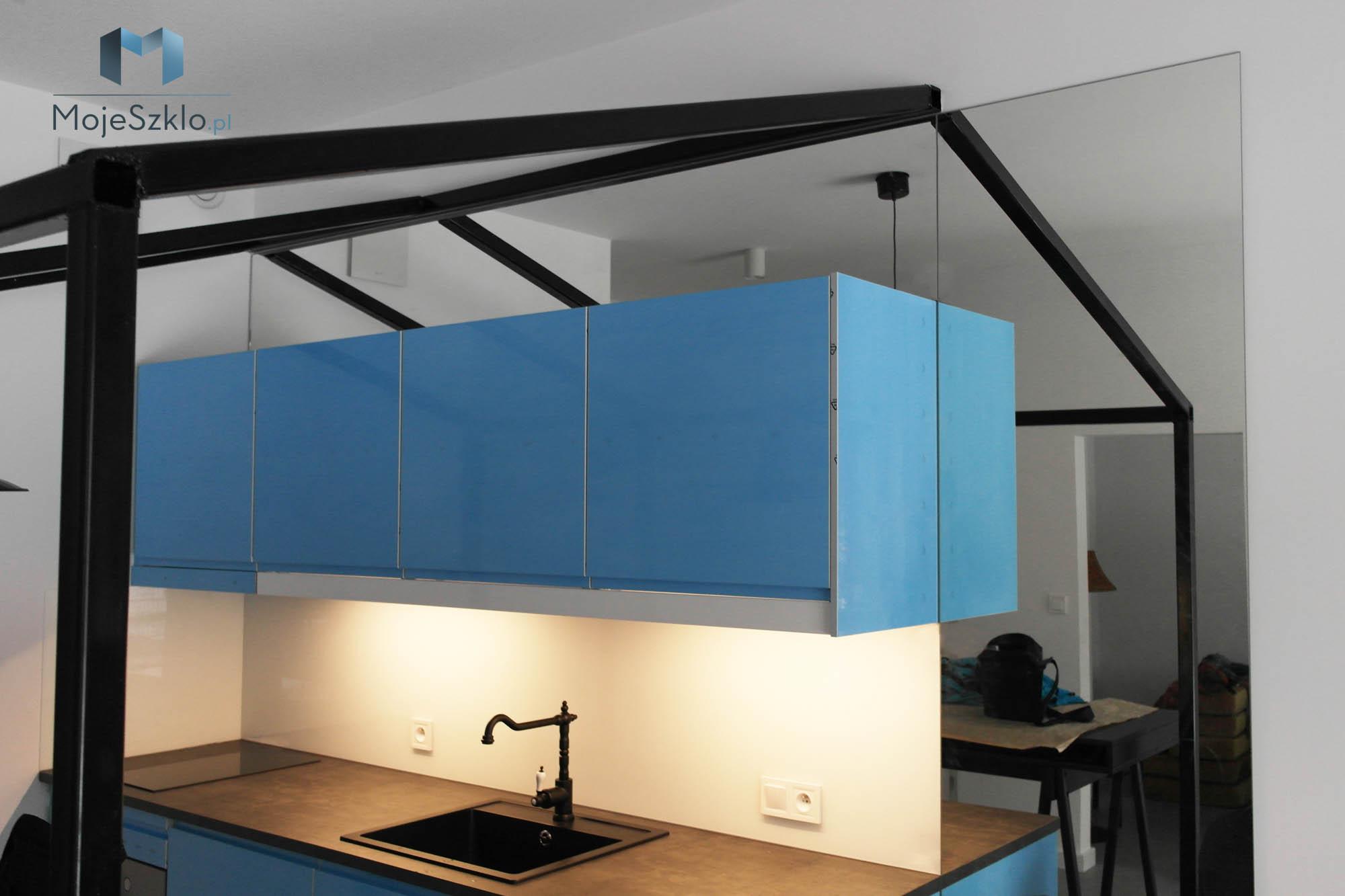 Lustro W Kuchni Duze Ozdobne - Lustro w kuchni. Panele lustrzane do kuchni