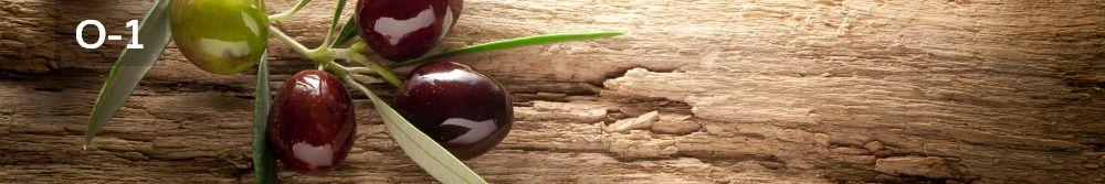 Panele-Szklane - owoce O1