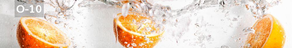 Panele-Szklane - owoce O10
