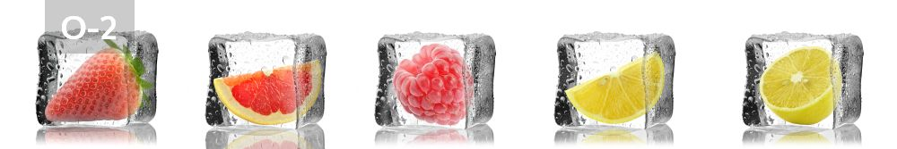 Panele-Szklane - owoce O2