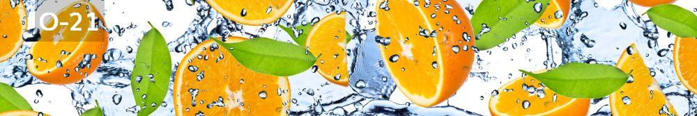 Panele-Szklane - owoce O21