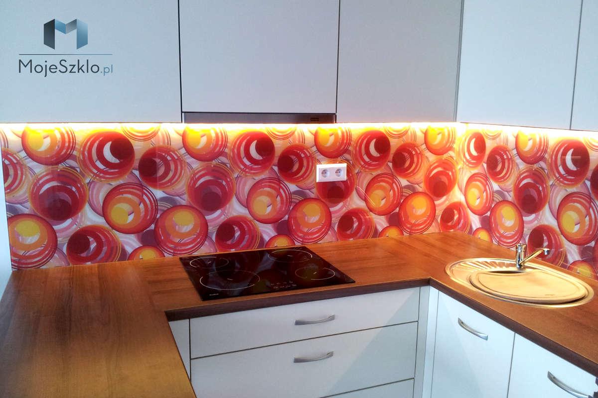 Oswietlenie Led Szklany Panel Dekoracyjny - Panele szklane - Grafiki i abstrakcje