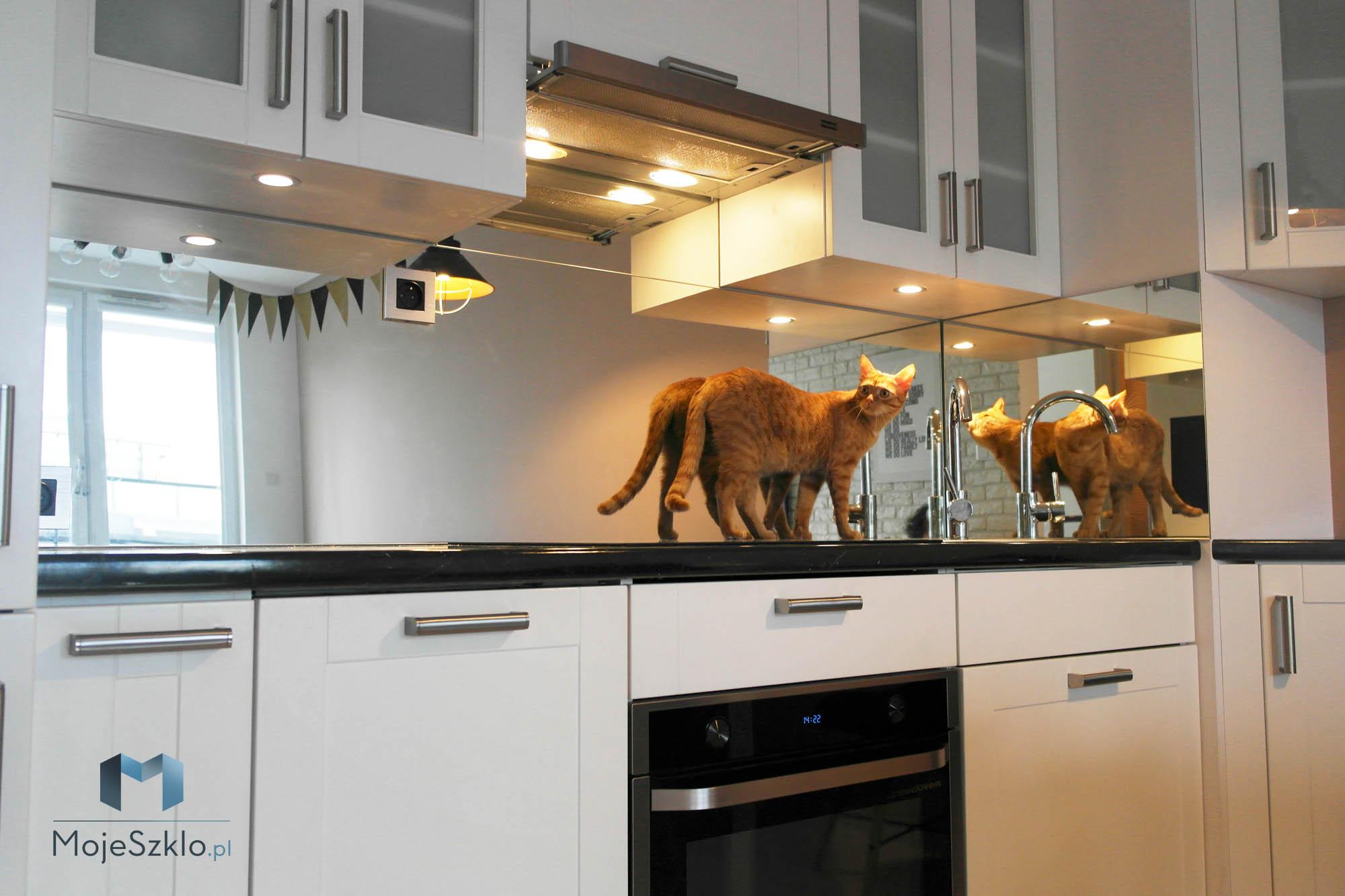 Panel Lustrzany Do Kuchni - Lustro w kuchni. Panele lustrzane do kuchni