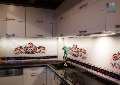 Panel Szklany Do Kuchni 1