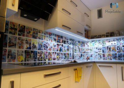 Panel Szklany Do Kuchni Grafiki