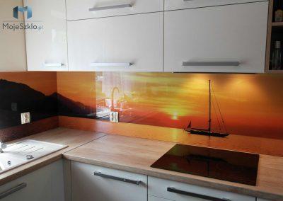Panel Szklany Do Kuchni Plaza