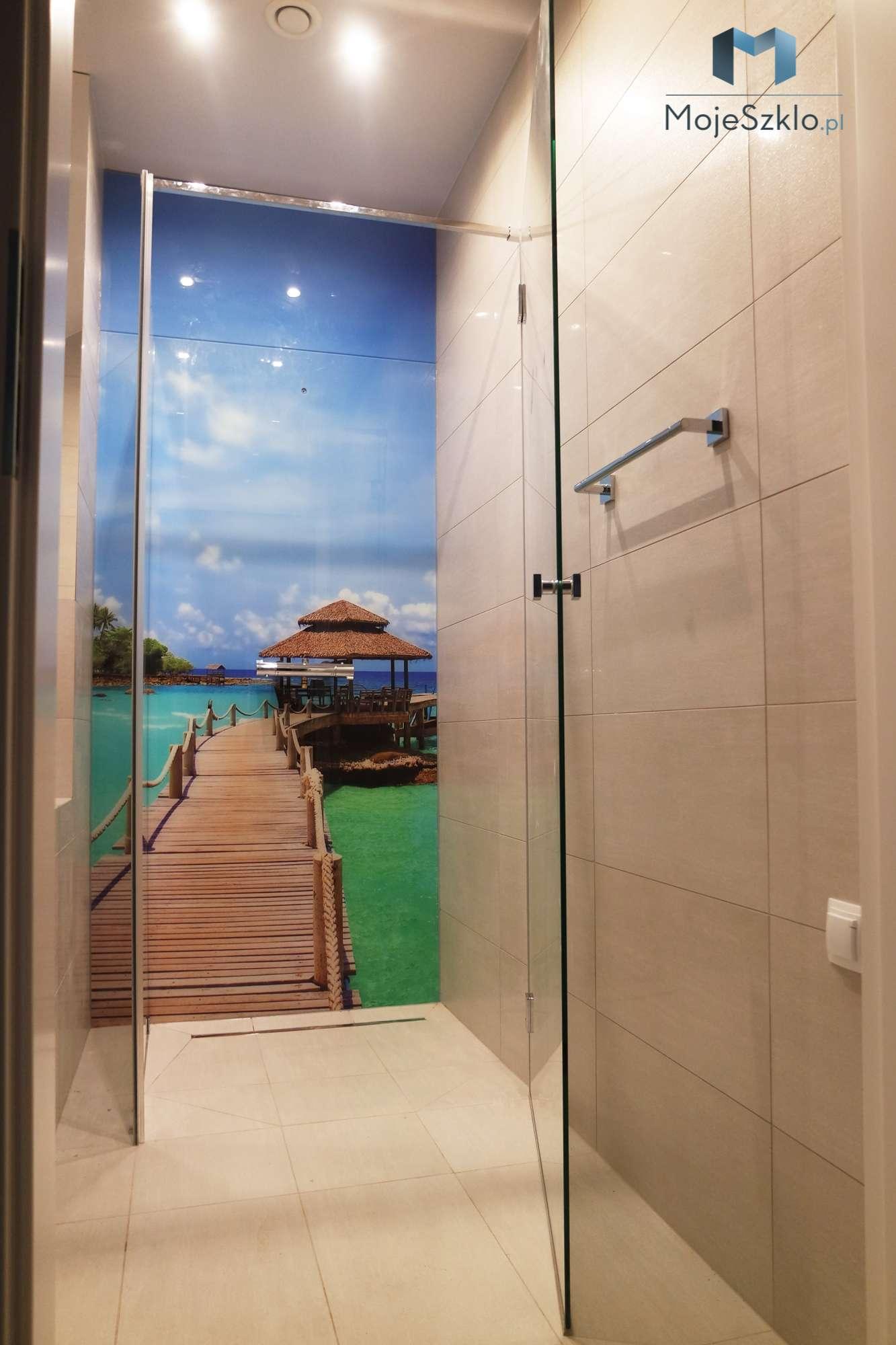 Panel Szklany Na Wymiar - Panele szklane do łazienki na wymiar