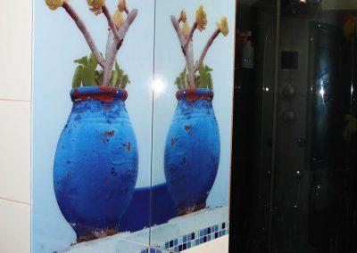 Panele Do Lazienki Kaktusy Dzban