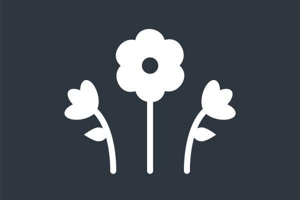 Panele Szklane Kwiaty Rosliny - Panele szklane - grafika na szkle
