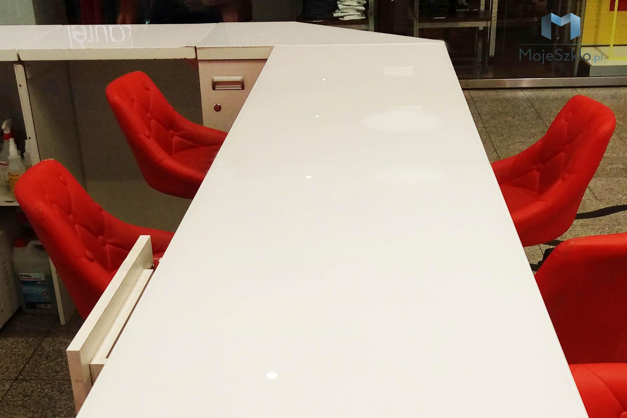 Panele Szklane Lacobel Blat Krakow - Panele szklane lacobel zastosowania komercyjne