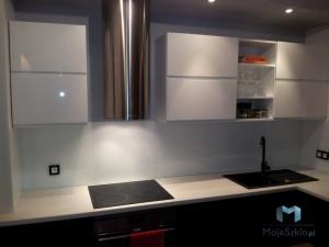 Panele-Szklane-Lacobel-Kuchnia-Lakobel-Czysta-Biel-9003-Szklo-kolorowe