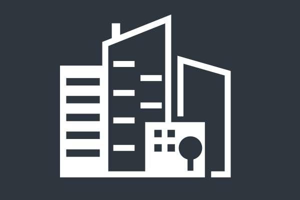 Panele Szklane Motyw Miasta - Panele szklane - grafika na szkle