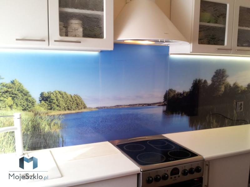 Panele Szklane Z Grafiką Piękne Pejzaże W Twoim Domu