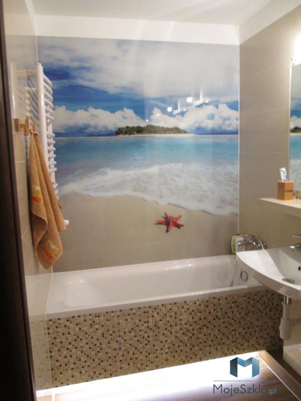 Grafika Na Szkle Szklane Panele Do Kuchni I łazienki Z