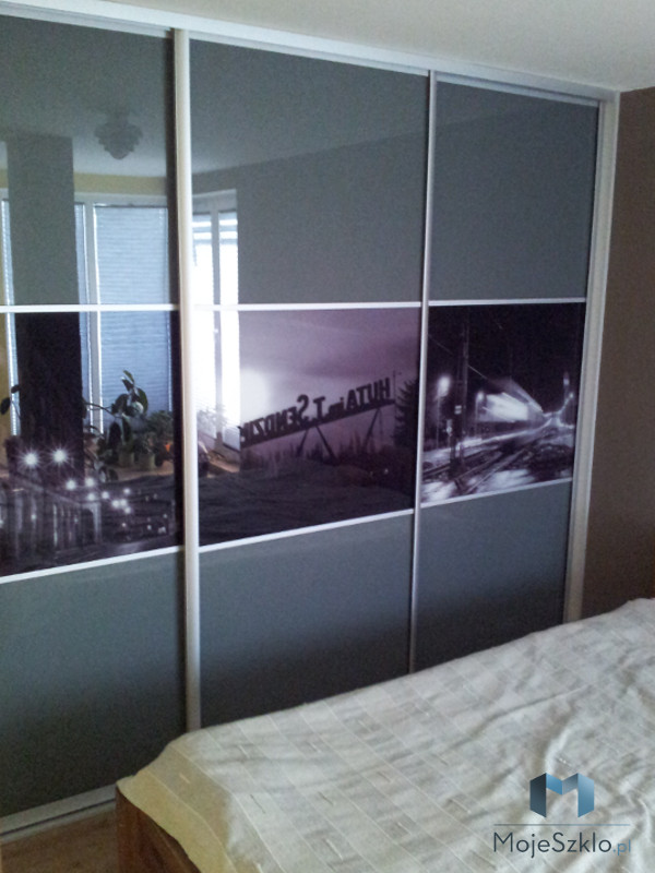 Wspaniały Panele szklane z grafiką. Piękne pejzaże w Twoim domu. SZ26