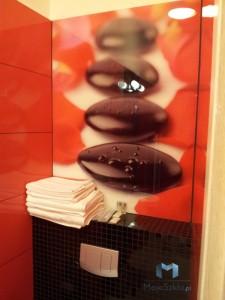Panele Szklane z dowolną grafiką Hotel