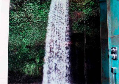 Panele Szklane Do Lazienki Wodospad