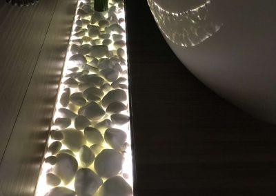 Podlogi Szklane Z Podswietleniem Lazienka