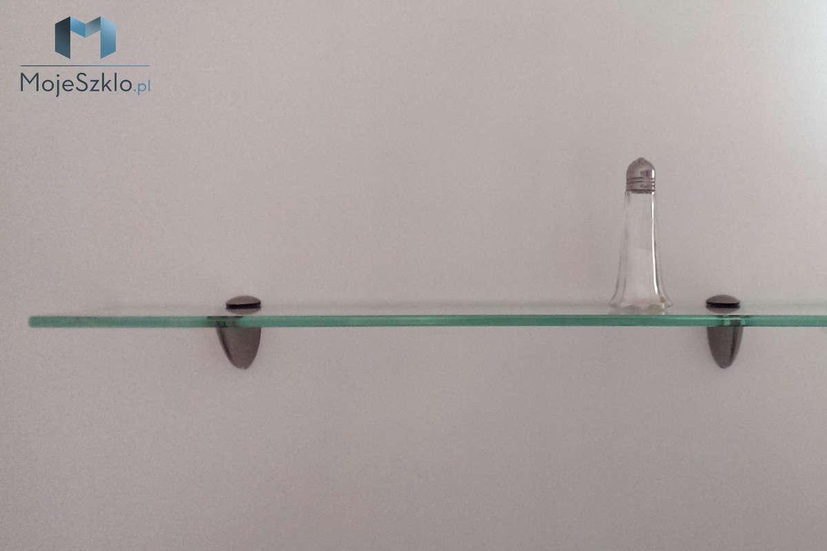 Polki Na Sciane Do Kuchni - Szklane półki czyli ozdobny element do łazienki i salonu