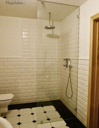 Prysznic Bez Brodzika