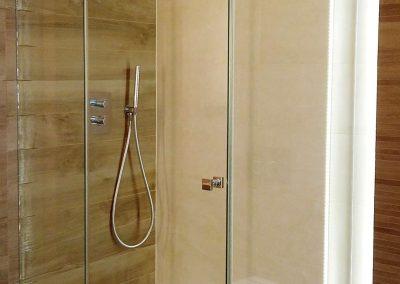 Prysznic Bez Brodzika Kabina Trzyelementowa