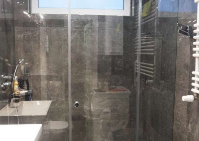 Prysznic Wnekowy Trojelementowy