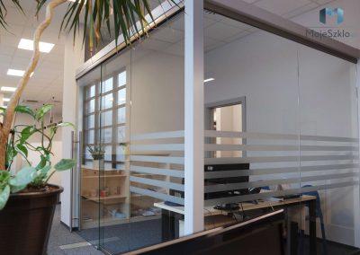 Scianki I Zabudowy Szklane Biuro
