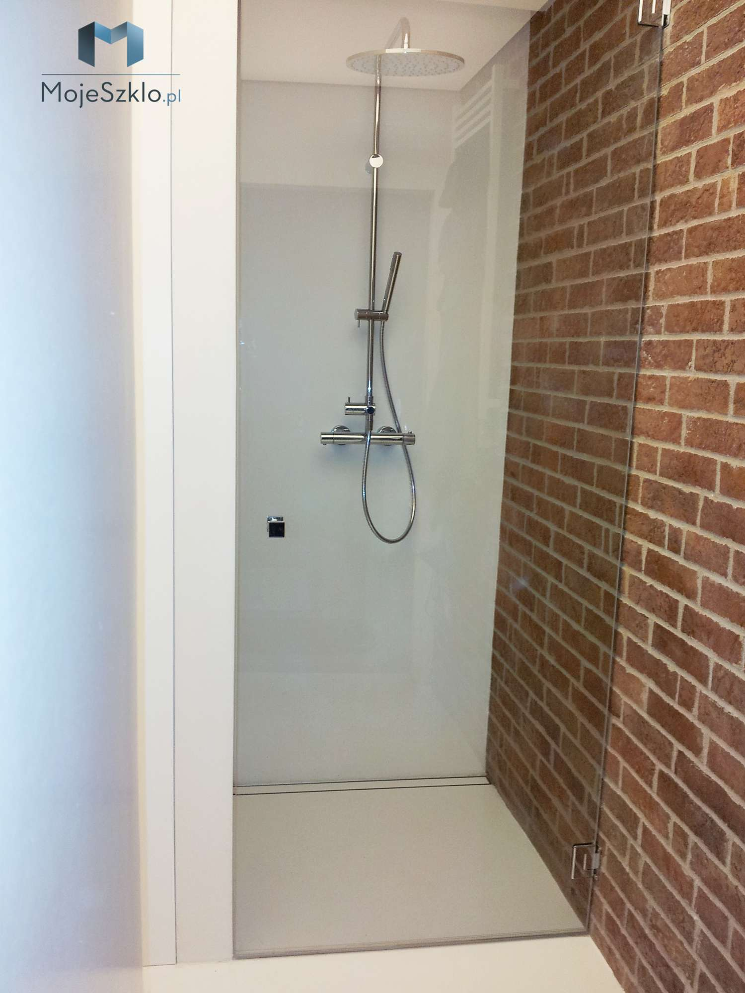 Szklane Drzwi Prysznicowe Na Wymiar 1 - Drzwi prysznicowe do kabiny na wymiar