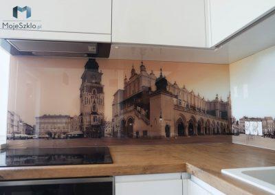 Szklane Panele Grafika Krakow