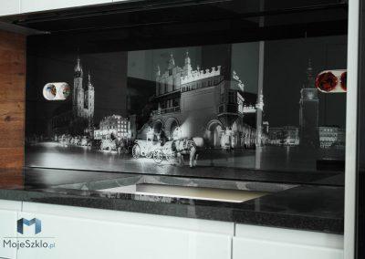 Szklane Panele Rynek W Krakowie