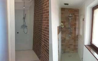 Szklane kabiny prysznicowe na wymiar - Szkło