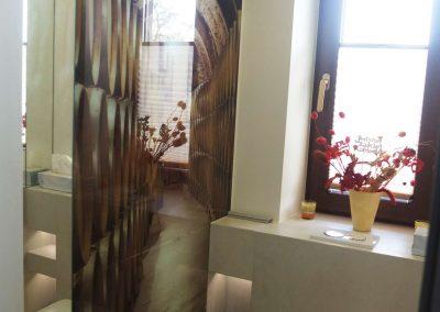 Szklo Dekoracyjne Scianka Winnica