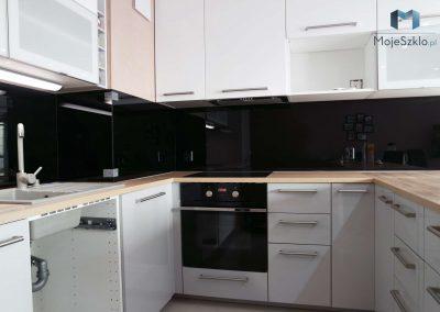 Szklo Do Kuchni Klasyczna Czarny