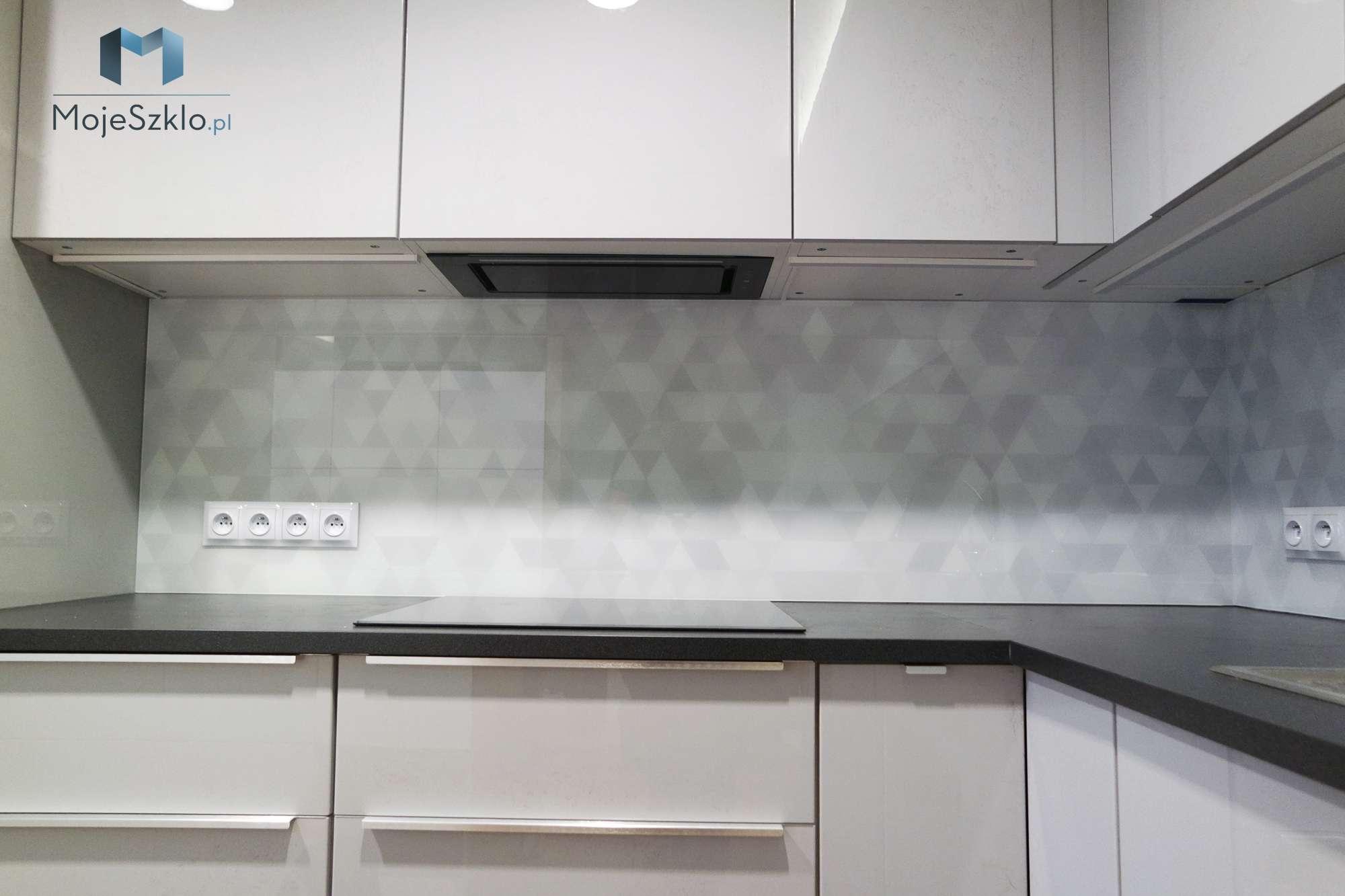 Panele Szklane Do Kuchni Wzory I Tekstury Mojeszklopl
